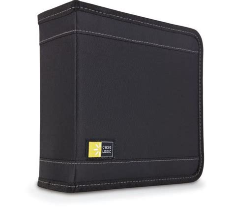 logic cases logic cdw32 cd wallet deals pc world