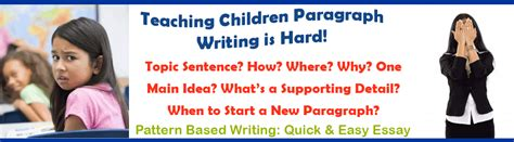 pattern based writing pdf pattern based writing quick and easy essay pdf