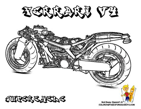 ktm motorcycle coloring pages free coloring pages of ktm motorbike