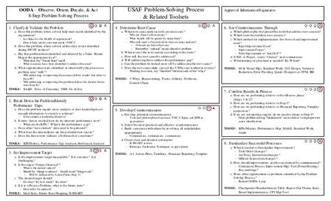 8 step problem solving management v2 2
