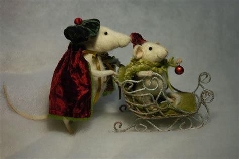 images of christmas mice stuffed animals by natasha fadeeva christmas mice