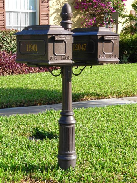 Handmade Mailbox - custom residential mailboxes house mailboxes creative