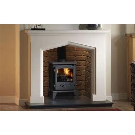 Brick Fireplace Chamber fireplace chamber for use with stove or basket