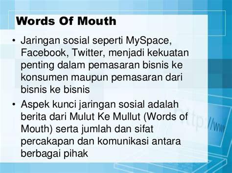 Percakapan Konsumen bab 19 mengelola komunikasi pribadi
