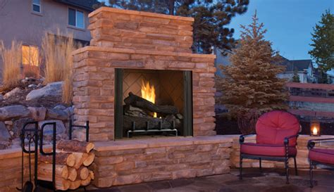 Firebox For Outdoor Fireplace by Superior Vent Free Fireplaces