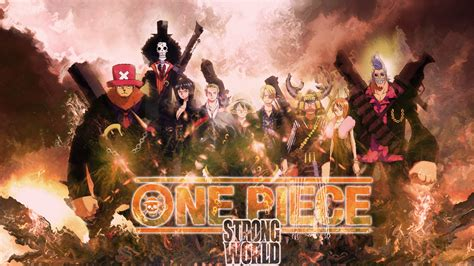 one piece film x strong world wallpaper one piece strong world by ichig0360 on deviantart