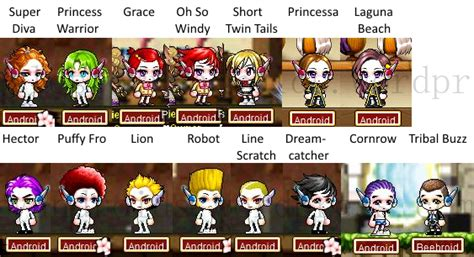 android appearance maplestory android guide android appearance maplestory android guide