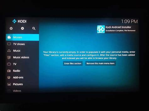 aptoide kodi 17 6 kodi 17 6 firestick how to install update fire tv stick