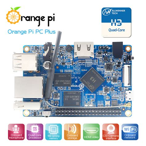 Pc Plus buy orange pi pc plus support lubuntu linux and android