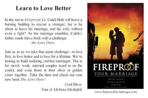 fireproof 40 day challenge free fireproof quotes quotesgram