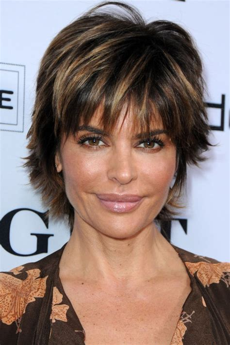hair style for a nine ye lisa rinna hairstyle how to cut 1 hair styles for senior