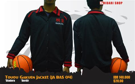 Tshirt Distro Wk Wk Wk animanga clothing pre order jaket kuroko no basket