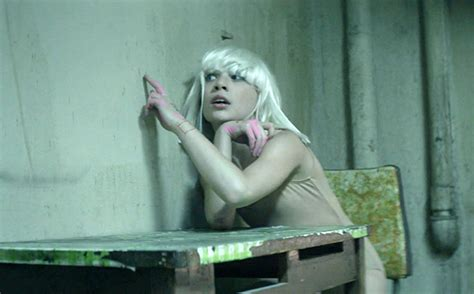 Sia Furler Chandelier Who Is The In The Sia It