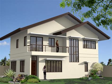 Pictures Of Ready Made House Plans Modern House Plans House Plans Philippines