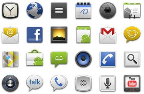 free icons for android free mobile icons to develop apps themes for nokia android and iphone 4