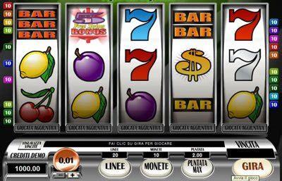 giochi slot gratis senza scaricare oltre  video slot