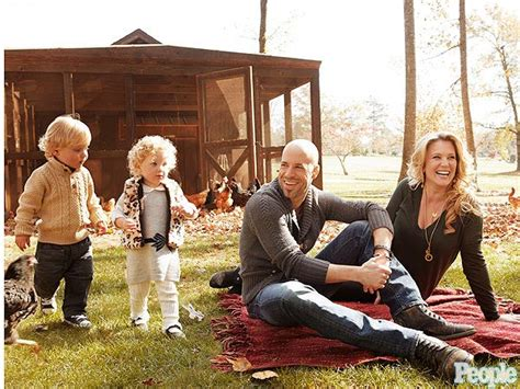 chris daughtry makes every moment count with his family