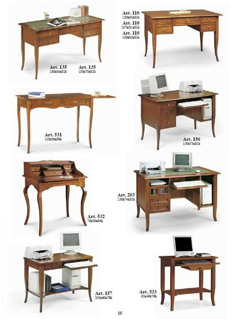 scrivanie classiche scrivanie classiche arredook mobili per tuttiarredook