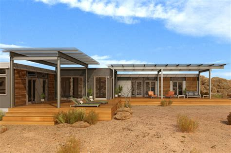 take a tour of homes prefab in joshua springs