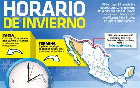 cambio de horario el cielo del mes mexicanos recuperar 225 n hora de sue 241 o cambia horario el