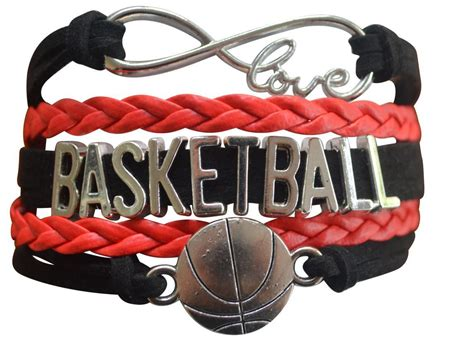 basketball team colors basketball bracelets 16 team colors