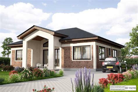 bedroom house plan id    designs simple