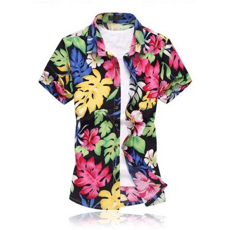 colorful shirts colorful s print shirt summer fashion from station