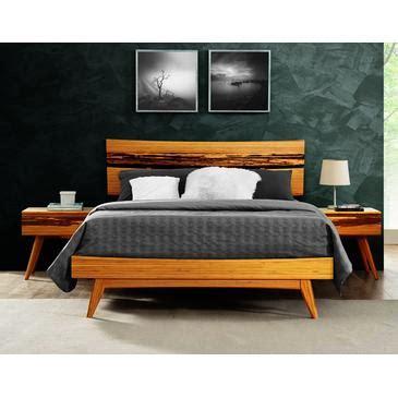 greenington currant 3 piece platform bedroom set in greenington azara 3 piece platform bedroom set in