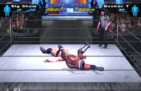 wwe smackdown    pain  game