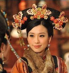 traditional hair traditional asian hairstyles on pinterest hanfu qing