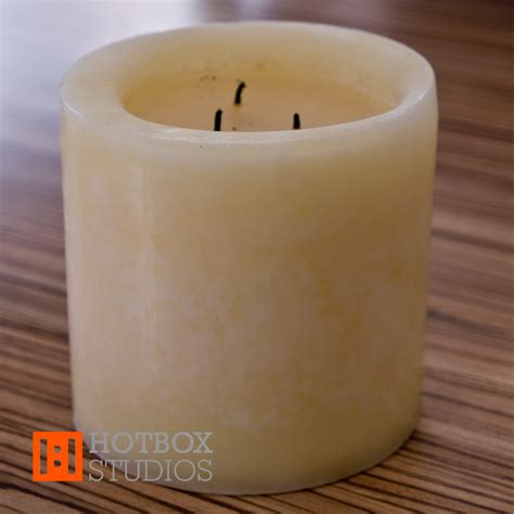 candel wax mental for subsurface scattering candle wax for
