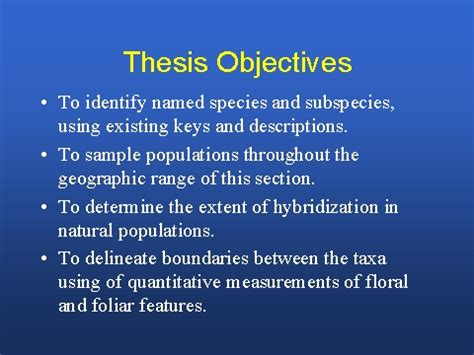 dissertation aims and objectives college essays college application essays dissertation