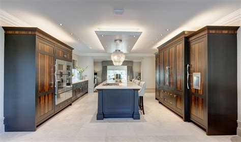 kitchen designers hshire ziricote pewter kitchen prestbury cheshire kitchens