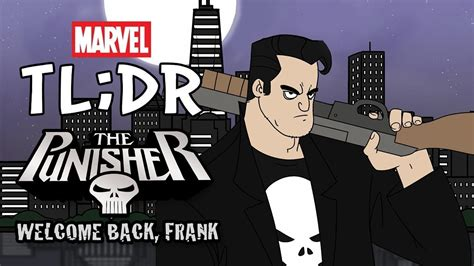 Punisher Welcome Back Frank Tp Marvel Comics the punisher welcome back frank in 2 minutes marvel tl dr all about heroes