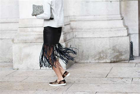 Trend Alert Kimberley Stewart And Matronic Fringed Styles And by Trend Alert 30 Leather Fringed Stylers Flaunting