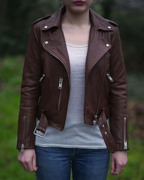 Allsaints Balfern Biker Jacket all saints balfern leather biker jacket review