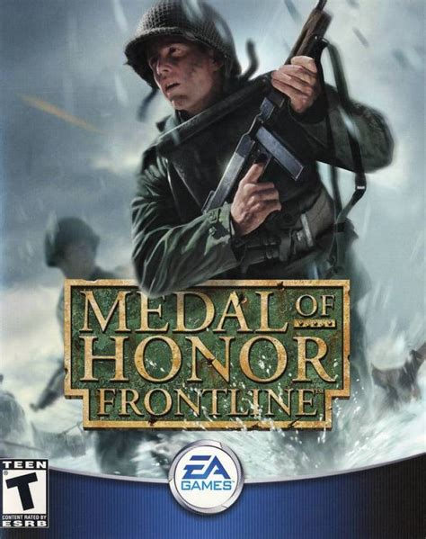 Of Honor medal of honor frontline bomb