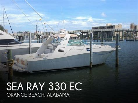 speed boats for sale in alabama 1999 sea ray 330 ec amberjack edition power boat for sale