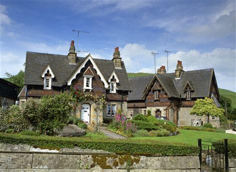 swiss style cottages  ilam village ilam park