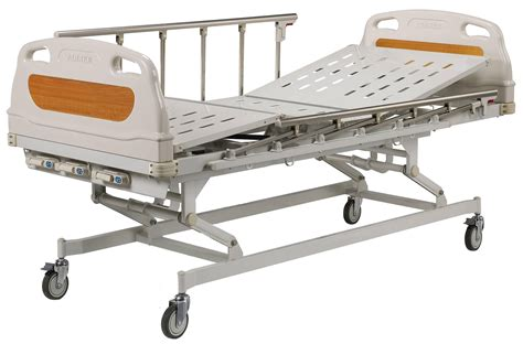 manual adjustable hospital bed  function