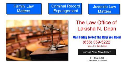 Criminal Record Expungement Nj Arrest Record Expungement Attorney Cherry Hill Nj
