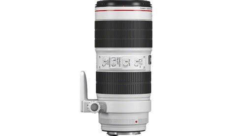 Canon Lens Ef 70 200mm F2 8 L Usm ef 70 200mm f 2 8l is iii usm lenses photo