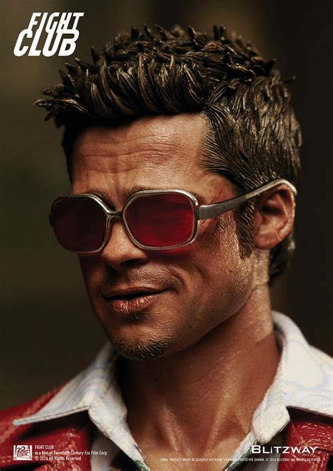 fight club haircut tyler durden red jacket ver toysheroes