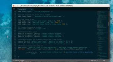 sublime text 3 themes ubuntu tech news enterprise cloud computing social media