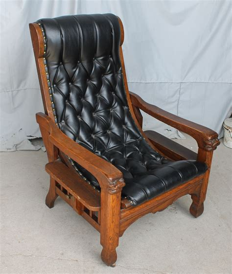 morris chair recliner bargain john s antiques 187 blog archive rare oak morris