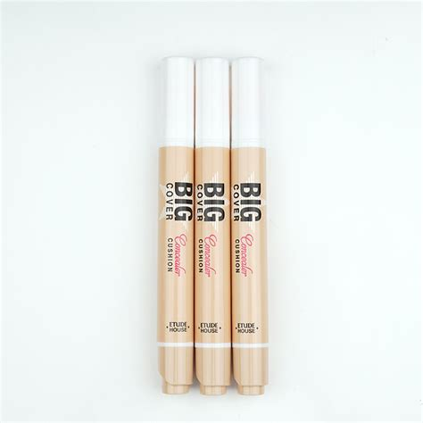 Etude Big Cover Concealer etude house big cover cushion concealer review