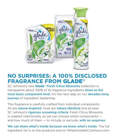 Baygon Citrus sc johnson introduces industry 100 percent fragrance