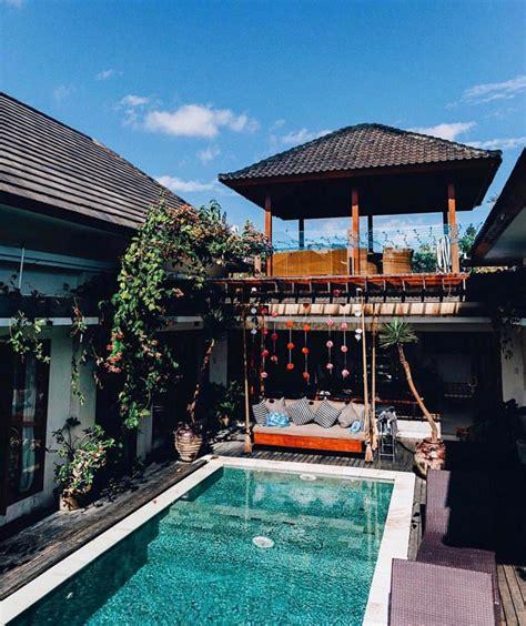 villa ariana grande canggu  bedrooms