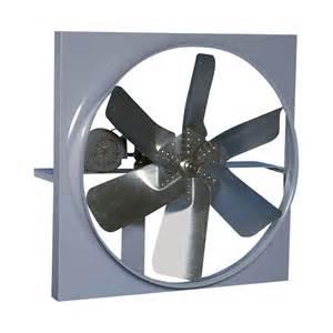 canarm wall exhaust fan canarm belt drive wall exhaust fan with cabinet back