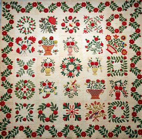 american quilts in the industrial age 1760â 1870 the international quilt study center and museum collections books baltimore album quilts were pre cuts textiles and the